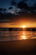 Charmian Vistaunet - Big Island Ocean Sunset