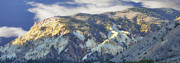 Donna Van Vlack Photos - Big Rock Candy Mountains by Donna Van Vlack
