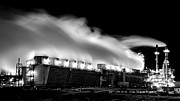 Ian Macdonald Metal Prints - Big Smoke Metal Print by Ian MacDonald
