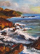 Irene Schilling - Big Sur California