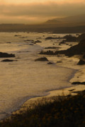 Big Sur Coastline Print by Don Wolf