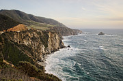 Big Sur Photos - Big Sur by Heather Applegate