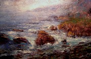 Big Sur Beach Originals - Big Sur by R W Goetting