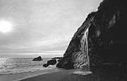 James Rasmusson - Big Sur Waterfall