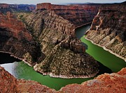 Bighorn Photos - Bighorn Canyon by Benjamin Yeager