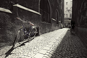 Salzburg Prints - Bike Print by Mark Wagoner