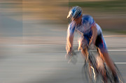 Sports Photo Originals - Bike Race 1 by Catherine Lau
