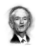 Fox News Posters - Bill OReilly Poster by John Travisano