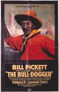 Film Star Prints - Bill Pickett (1870-1932) Print by Granger