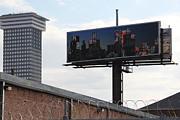 Billboard Photos - Billboard Art Project 2011 by Andy  Mercer