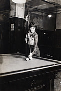 Philadelphia Champion - Rocky Framed Prints - Billiard Champion, 1917 Framed Print by Granger