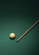 Cue Ball Posters - Billiards Poster by Datacraft Co Ltd
