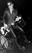 Ramones Photos - Billy BassWolf by Christopher  Chouinard