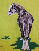 Nag Paintings - Billy by Horace Cornflake