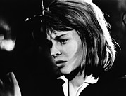 1963 Movies Prints - Billy Liar, Julie Christie, 1963 Print by Everett