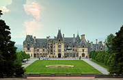 Asheville Framed Prints - Biltmore Estate Framed Print by Maxim Sivyi