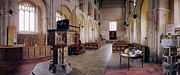 Worship Photo Originals - Binham Priory by Jan Faul