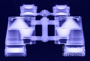 Ted Kinsman - Binoculars X-ray