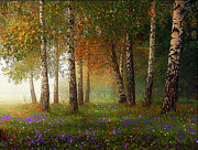 Robert Foster - Birch Meadow
