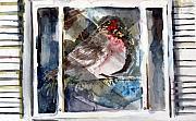 Bird Print by Mindy Newman