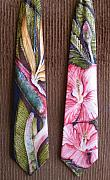 Hawaiian Tapestries - Textiles - Bird of Paradise by David Kelly