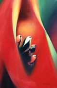 Kristine Mueller Griffith - Bird of Paradise
