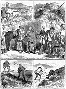 Servant Prints - Bird Shooting, 1880 Print by Granger