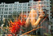 Nyc Mixed Media - Bird Woman in Paradise by Anahi DeCanio