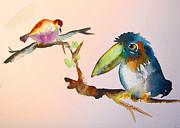 Miki De Goodaboom - Birds in Love