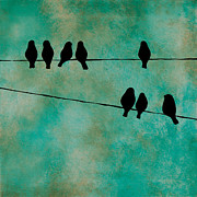 Jodi Leigh - Birds on Wire