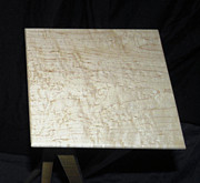 Birdseye Originals - Birdseye Maple Table Top by William Lowrey