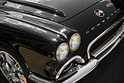 Classic Automobile Prints - Black 62 Print by Dennis Hedberg