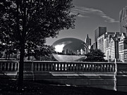 Richard Christensen - Black and White Chicago...
