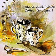 Miki De Goodaboom - Black and White
