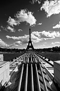 Architecture - Black and White Paris by Mircea Costina Photography