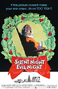 Sitting In Chair Posters - Black Christmas, Aka Silent Night, Evil Poster by Everett