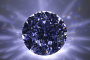 Diamond Jewelry - Black Diamond Shine Aura. by Atiketta Sangasaeng
