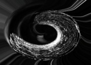 Livingroom Photos - Black Hole 2 by Karen M Scovill