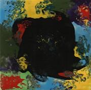 Black Hole  Print by Gail Schmiedlin