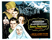 Kathleen Prints - Black Narcissus, David Farrar, Sabu Print by Everett