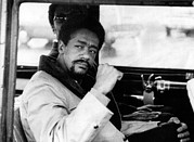 Black Panther Leader Bobby Seale Print by Everett