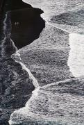 Wash Board Photos - Black Sand Beach by Greg Vaughn - Printscapes