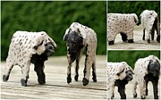 Sheep Ceramics Originals - Black Sheep by Ren HZ