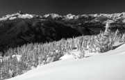 Tusk Photo Prints - Black Tusk Mountain scenery Print by Pierre Leclerc