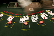 Yukon Territory Photos - Blackjack Casino Game by Pete Ryan