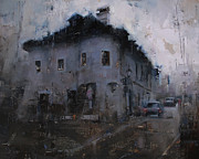 Tibor Nagy - Blackness Over the Lower...