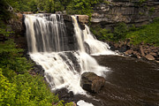 Blackwater Canyon Framed Prints - Blackwater Falls 9 Framed Print by John Brueske