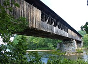 Terri Burbank - Blair Covered Bridge