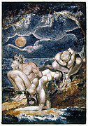 William Blake Art - Blake: Albion, 1793 by Granger