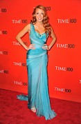 Lincoln Center Photos - Blake Lively Wearing A Zuhair Murad by Everett